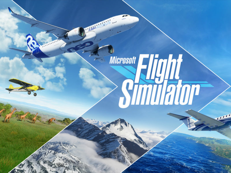 Microsoft Flight Simulator 2020 Featured Image
