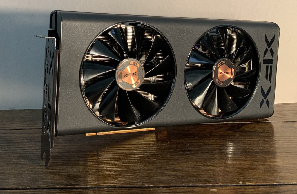 XFX RX 5500 XT THICC II Pro 4GB