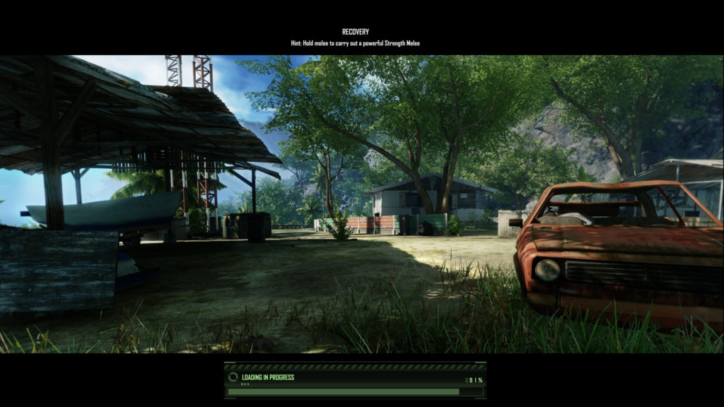 Crysis Remastered Recovery Chapter