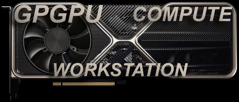 GeForce RTX 3080 FE GPGPU Compute Workstation Performance Video Card Banner