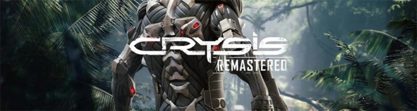 Crysis Remastered Banner Logo