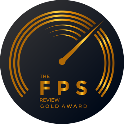 EVGA Frostbite 2 Gold Award from The FPS Review