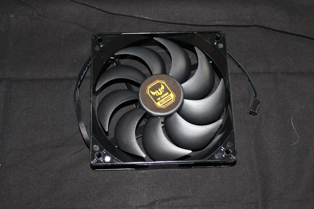SilverStone AR01 V3 Fan Front View
