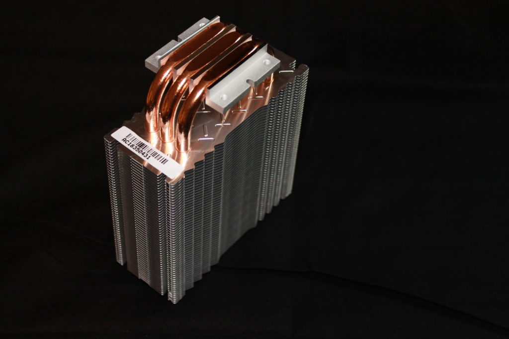 SilverStone AR01 V3 Cold Plate View