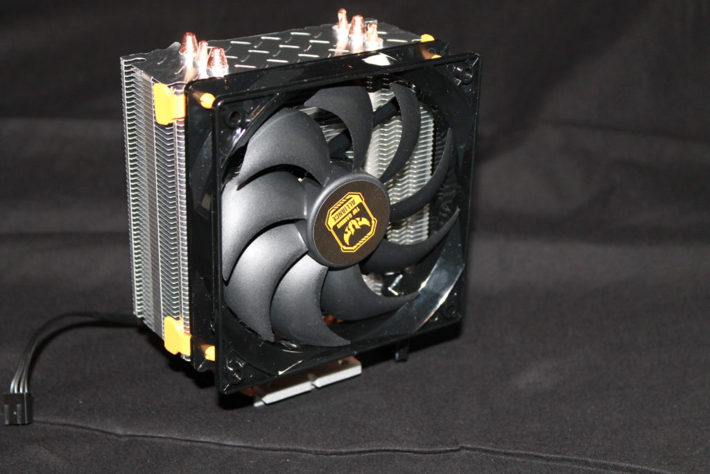 SilverStone AR01 V3 Assembled with Fan