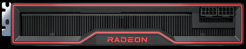 AMD Radeon RX 6800 XT Radeon Logo