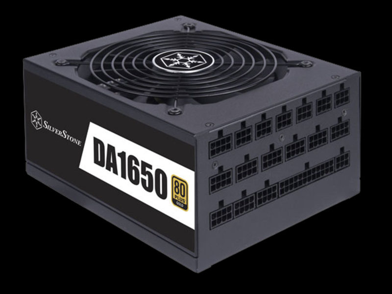 SilverStone DA1650 1650W Power Supply Featured Image