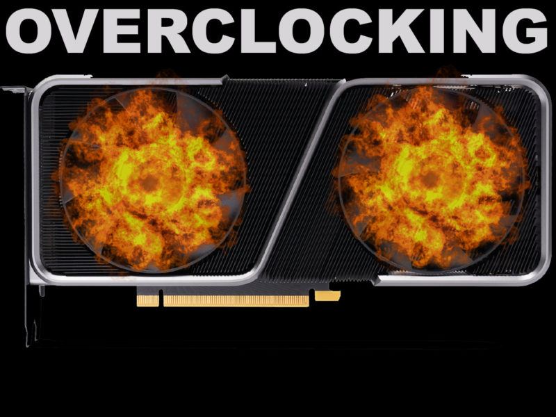 NVIDIA GeForce RTX 3070 FE Overclocking Featured Image