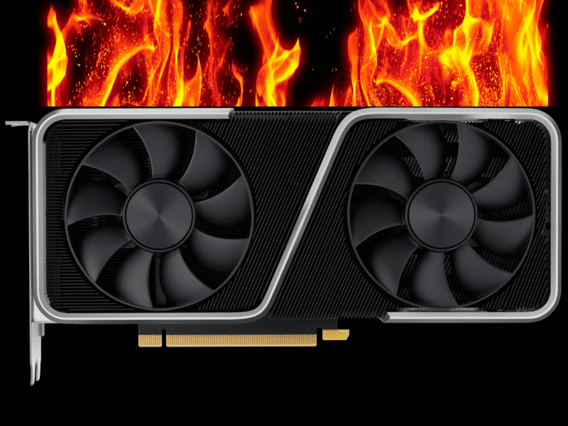 NVIDIA GeForce RTX 3060 Ti FE Overclocking Featured Image