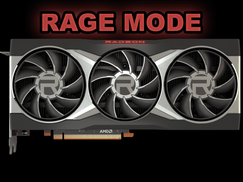 AMD Radeon RX 6800 XT Video Card Rage Mode Performance Featured Image