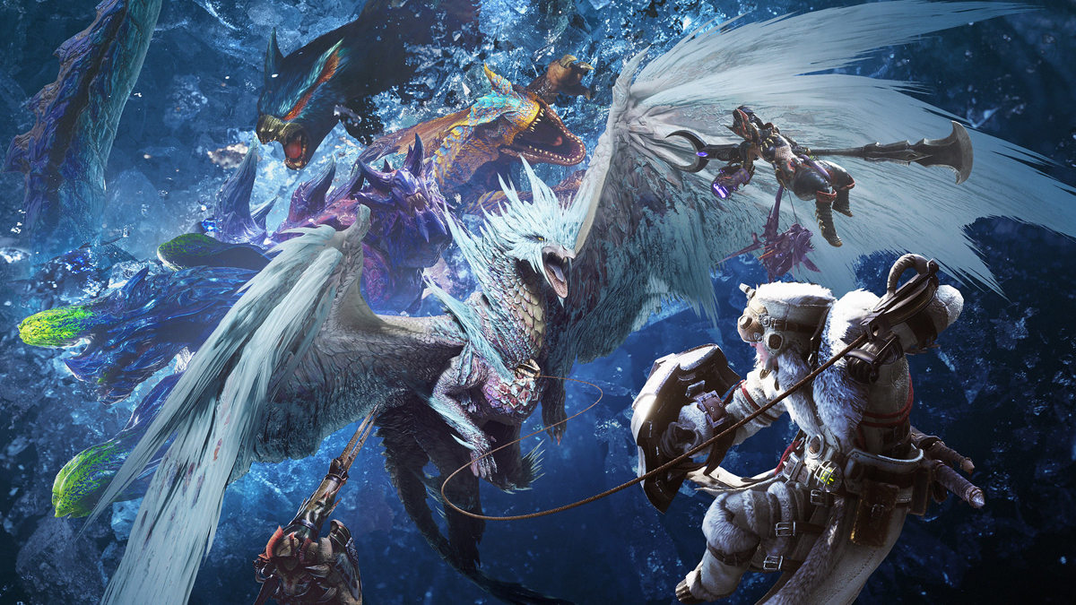 Sony Allegedly Paid Capcom to Delay Its PC Ports of Monster Hunter World and Monster Hunter World: Iceborne