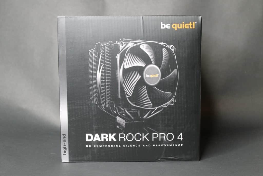 Dark Rock Pro 4 Box Front