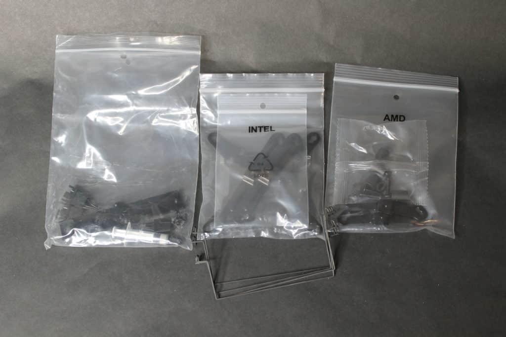 Dark Rock Pro 4 Parts included