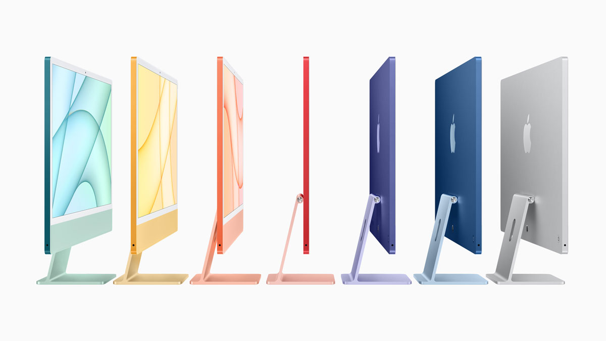 Apple Unveils New ARM-Based iMac and iPad Pro Models with M1 Chip