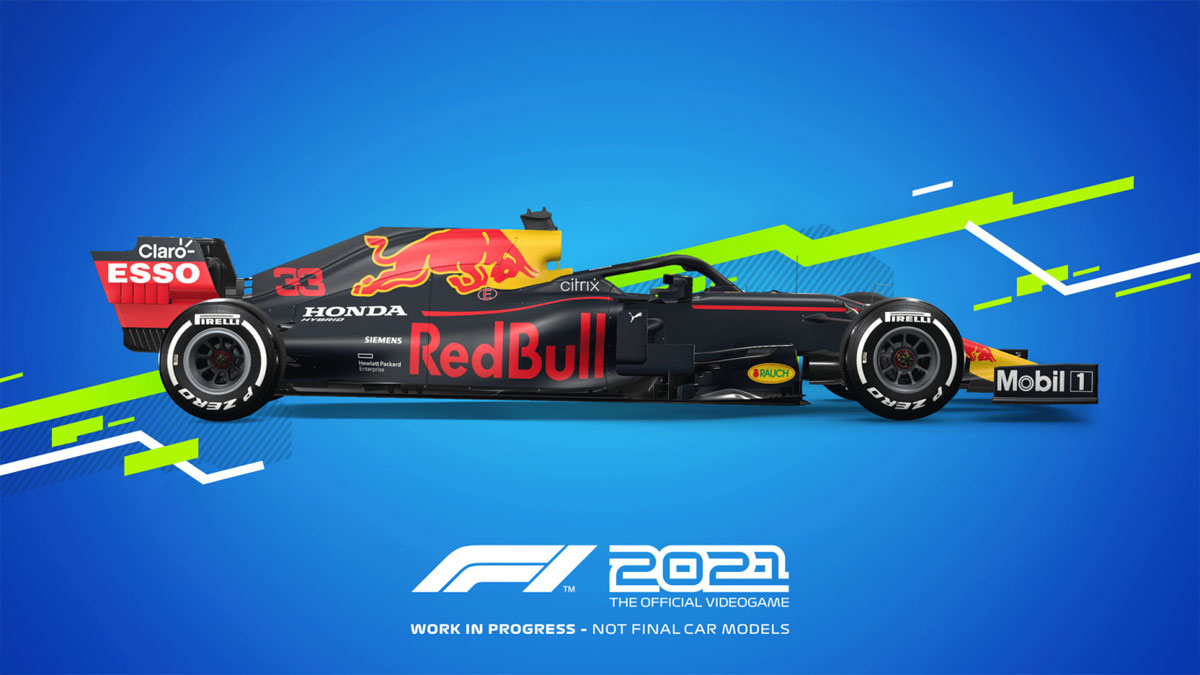 F1 2021 PC Requirements Revealed