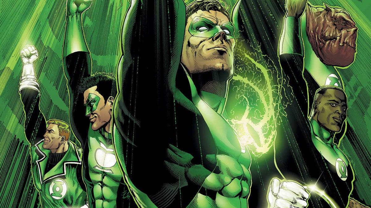 Warner Bros. Finds Its Guy Gardner for Green Lantern HBO Max Series