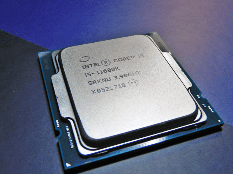 Intel Core i5-11600K CPU Review Featured Image