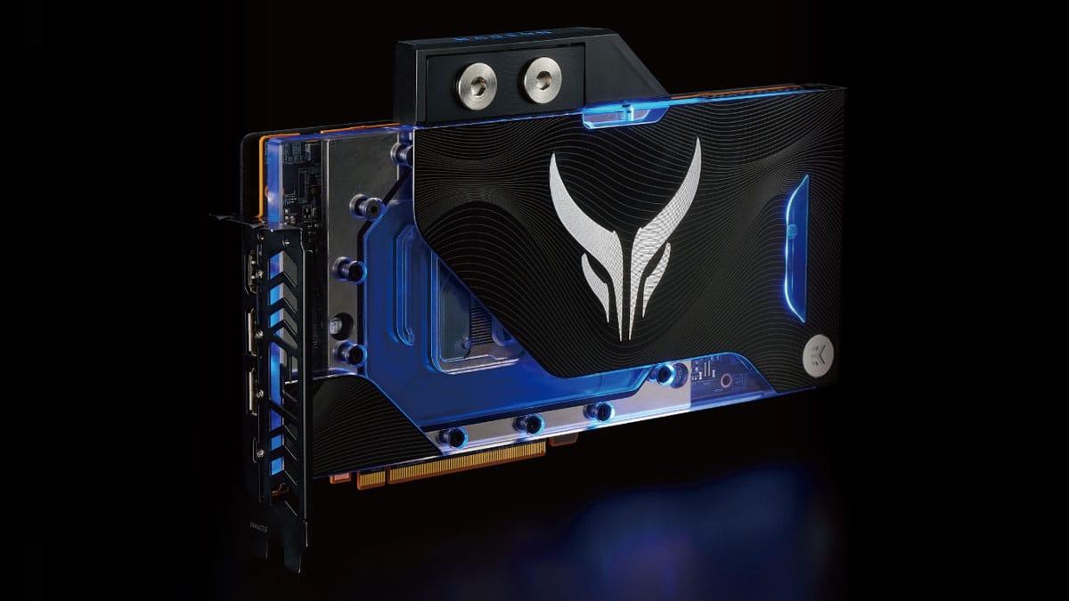 Overclocker Breaks GPU Clock World Record with PowerColor's Liquid Devil AMD Radeon RX 6900 XT Ultimate