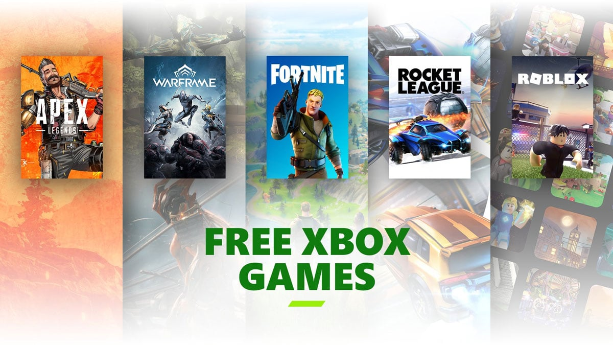 Free-to-Play Games on Xbox No Longer Require an Xbox Live Gold Membership for Online Multiplayer
