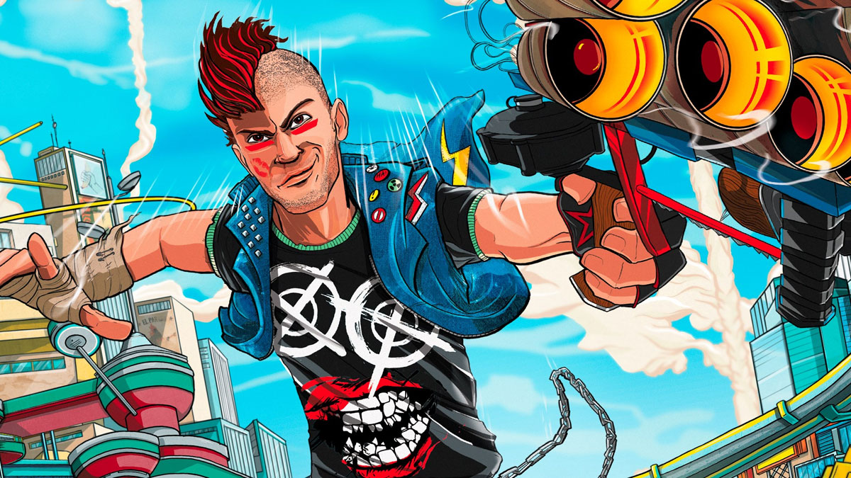 Sony Registers Trademark for Xbox Shooter Sunset Overdrive, Fueling PlayStation Sequel Rumors